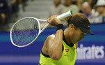 Naomi Osaka, US Open 2021,