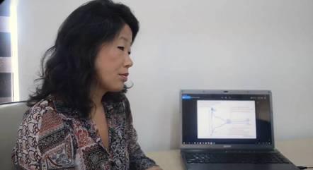 Naomi Yamaguchi entrevistou hacker anônimo