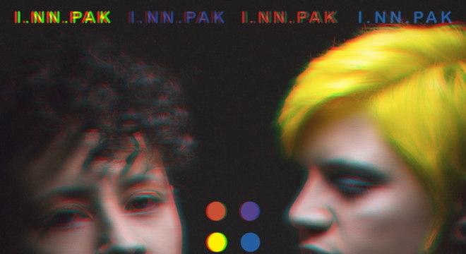 Napkin e a capa de I.NN.PAK