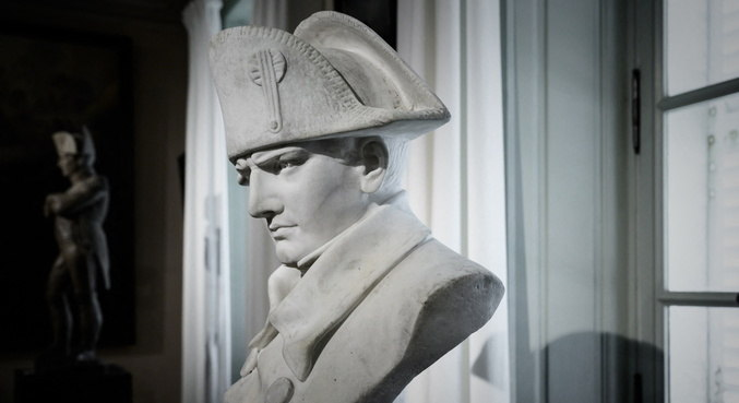 França recorda os 200 anos da morte de Napoleão