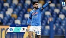No Italiano, um sábado horroroso para a Juventus e para o Milan