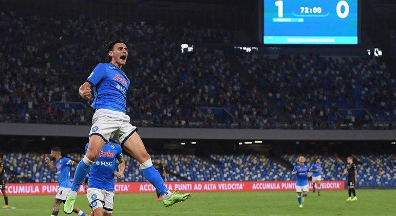 Elmas, a vibração pelos 2 X 0 no Maradona
