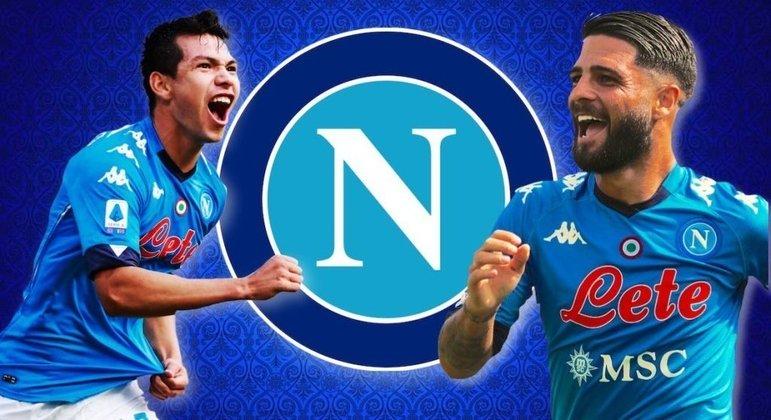Lozano e Insigne, também o Napoli nas semis da Copa Itália