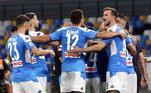 Napoli, campeonato italiano