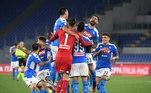 Napoli x Juventus, Copa Itália 2020