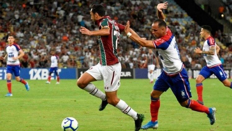 Naquela mesma campanha em que o Fluminense permaneceu na elite do futebol brasileiro, Nenê marcou mais um gol. Dessa vez diante do Bahia logo aos 19 do primeiro tempo. A partida terminou com a vitória de 2 a 0 para o Tricolor carioca.