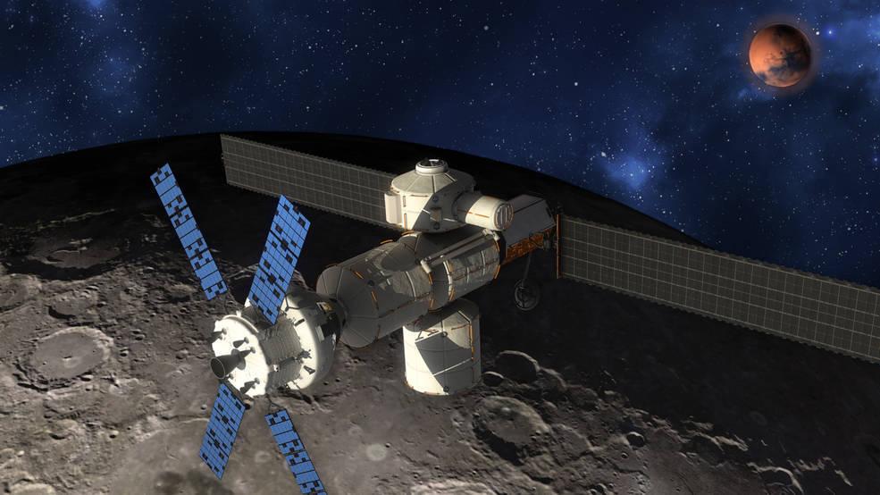Nave da Nasa se chocará com uma pequena lua em 2022