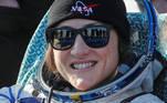 Nasa, Christina Koch