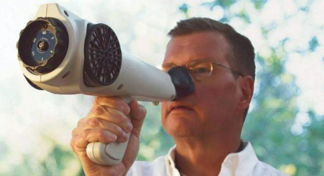 Nasal Ranger será usado por polícia para combater plantações ilegais de maconha