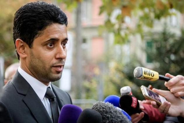 Nasser Al-Khelaifi - PSG (França)