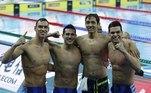 natação brasileira, Mundial Piscina Curta 2018,