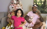 A dúvida é quem tem mais estilo: Marinho ou a filha dele?