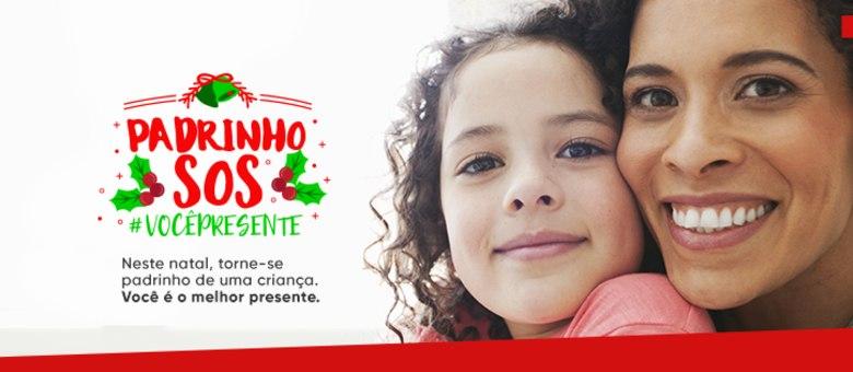 Campanha feita pela ONG visa ajudar crianças abandonadas
