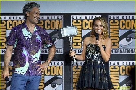 Comic Con em San Diego continua no calendário