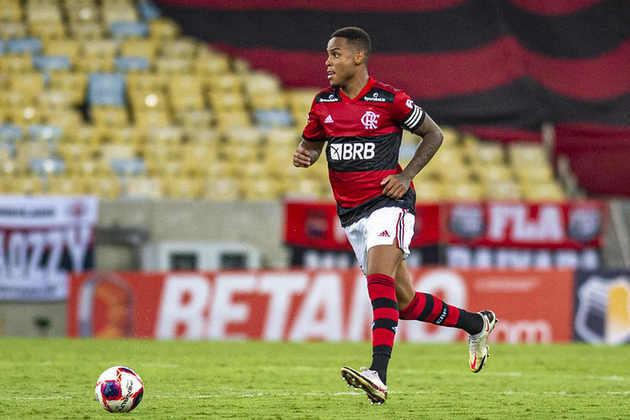 Natan (20 anos) - Zagueiro - 3 jogos (foi emprestado ao Red Bull Bragantino)