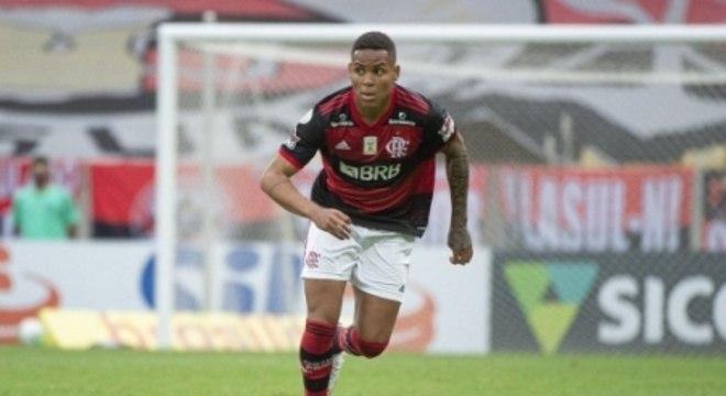 Natan - Zagueiro do Flamengo