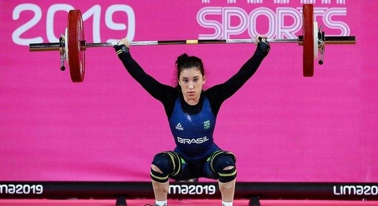 Natasha Rosa foi confirmada na Olimpíada de Tóquio