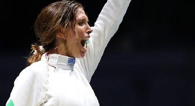 Na Hungria, Nathalie faturou um título inédito para o Brasil