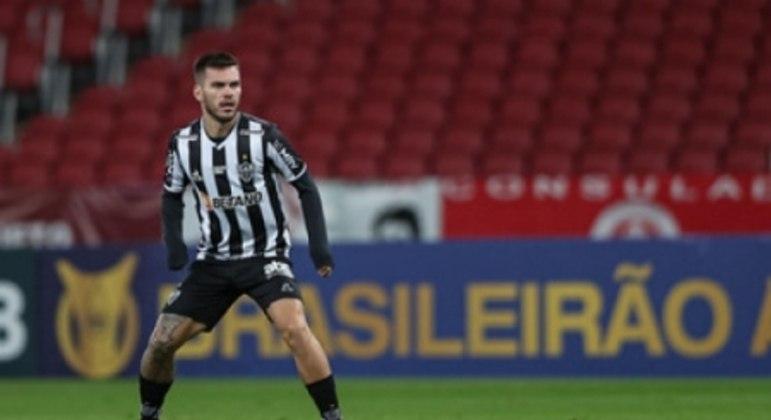 Nathan foi o homem do gol alvinegro diante do Colorado no Beira Rio