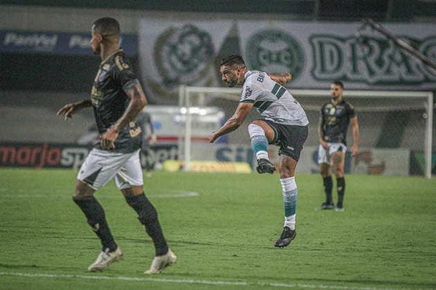 Nathan Silva: volante novamente vinculado ao Atlético-MG (estava no Coritiba)