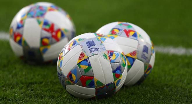 A bola oficial da competição