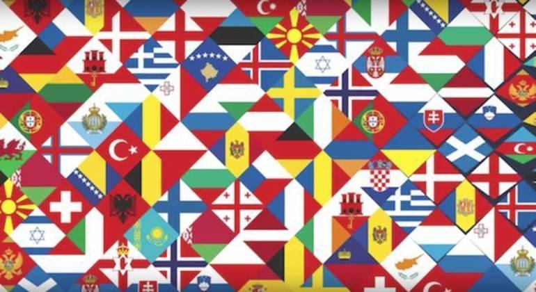 Poster da Nations League
