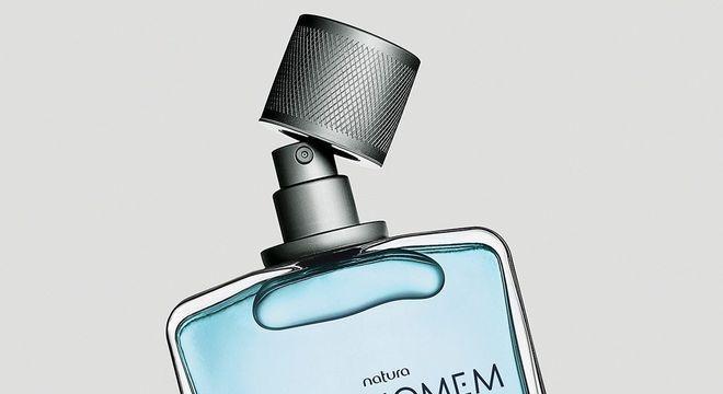 Natura Homem, perfume suave entre os melhores baratos