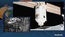 Módulo científico Nauka se acopla à Estação Espacial Internacional