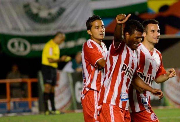 Náutico (2013): O tradicional time do Nordeste brasileiro conquistou apenas dez pontos neste brasileirão.