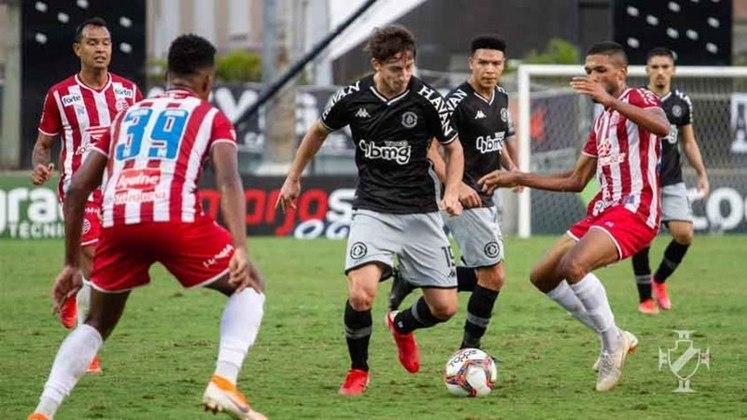 Náutico x Vasco (24/10 - às 16h, nos Aflitos) - Em São Januário, o Timbu vencia por 1 a 0 até que no último minuto Morato empatou a partida.