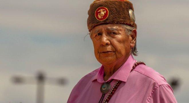 Os mais velhos são considerados sábios na tradição navajo