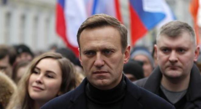 Exames realizados pelo hospital indicam que o opositor russo havia sido envenenado