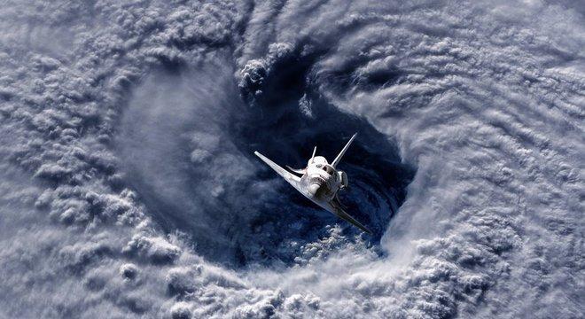 Podemos reclamar do clima, mas no espaço as condições podem ser extremas