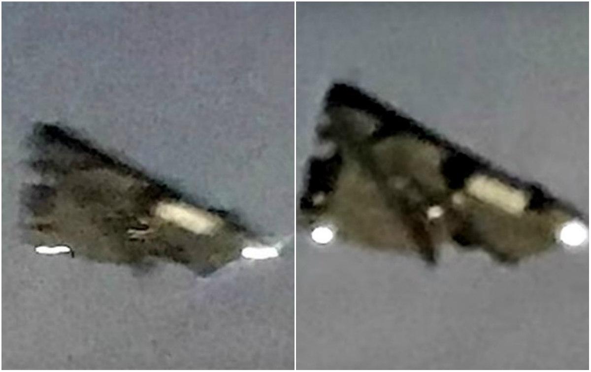 Imagens registradas em área próxima de uma base área de Portand, Oregon, nos Estados Unidos, levantaram suspeitas sobre um possível teste do exército americano com tecnologia secreta. Nos registros, uma nave triangular misteriosa é vista atravessando o céu da cidade em velocidade impressionante