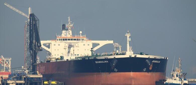 Outros quatro navios, além do Bouboulina, são apontados como suspeitos