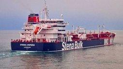 Apreensão de petroleiro britânico pelo Irã agrava crise no Estreito de Ormuz (PA Media )