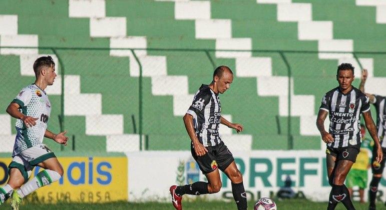 Navional de Patos x Botafogo