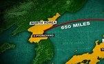 Uma suspeita sempre permeou esses navios: eles eram norte-coreanos. Mas ninguém sabia como eles viajavam a deriva por mais de 1.000 km antes de chegar ao Japão
