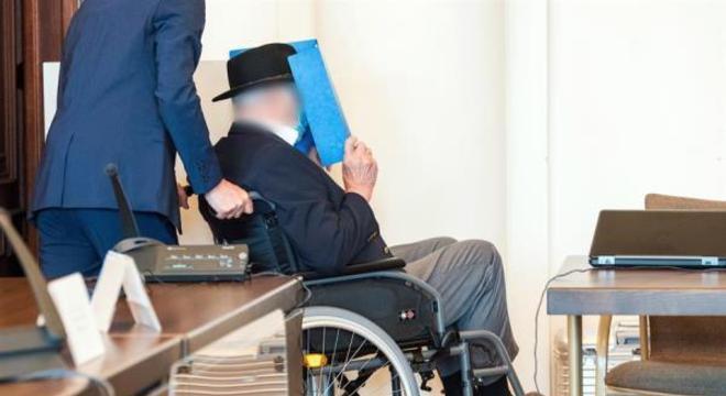 EX-guarda da SS foi condenado pelo Tribunal Juvenil de Hamburgo