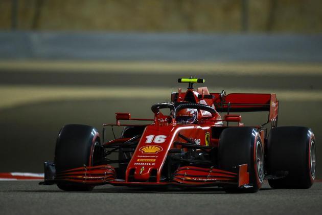 NC - Charles Leclerc (Ferrari) - 4.07 - Brilhou na classificação, mas se embananou na corrida.