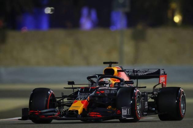 NC - Max Verstappen (Red Bull) - 6.57 Vítima de um acidente que não teve culpa.
