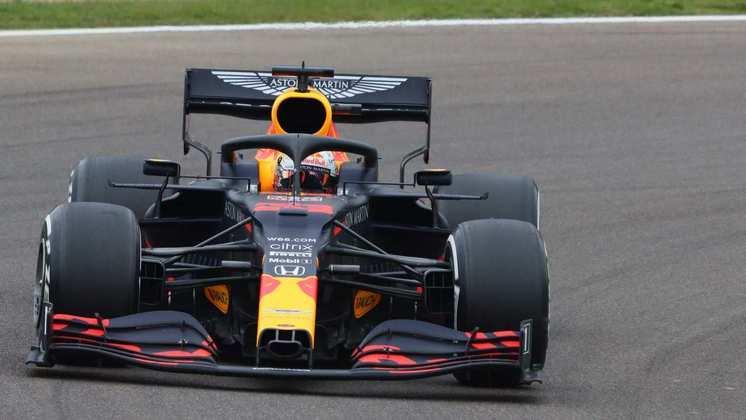 NC - Max Verstappen (Red Bull): 7.90 - Roubou o segundo lugar de Bottas antes de um triste estouro de pneu