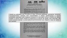 """""""Medo da AstraZeneca"""" : recomendação é tomar a vacina disponível"""