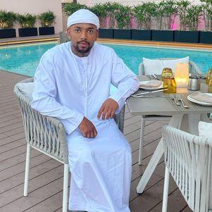 Cantor está em Dubai