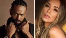 'Ele é muito bom ator', diz ex de Nego do Borel após choro do cantor