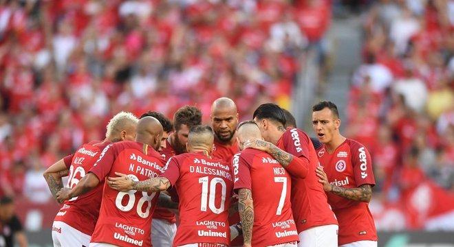 Negociação foi feita durante a gestão de Piffero, em 2016 Crédito: Ricardo Duarte / Inter / Divulgação / CP