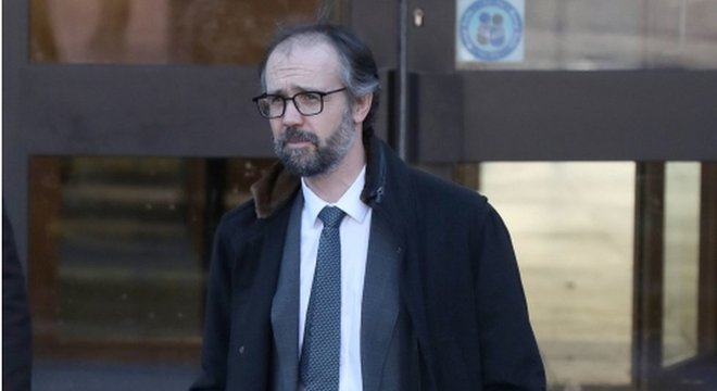 'Fiquei impressionado com sua capacidade de mentir tão bem', disse Neil Murray, marido da autora