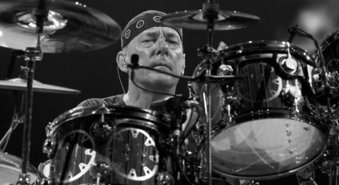 Rush publica comunicado oficial sobre a morte de Neil Peart