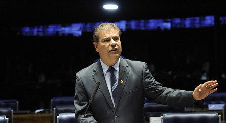 Na imagem, senador Nelsinho Trad (PSD-MS)