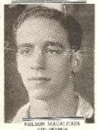 Nélson: 10 gols em 1934 - Primeiro artilheiro profissional do Flamengo, marcou 88 gols em 149 partidas em sua passagem pelo clube.